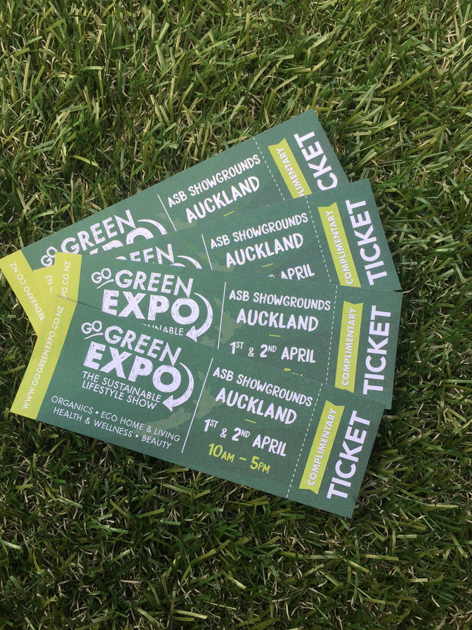 Days leading to the Go-Green Expo