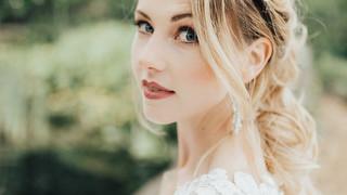 Sleeping Beauty Bridal Shoot