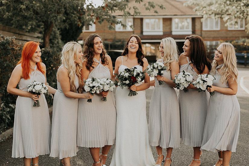 bridal-party-kent