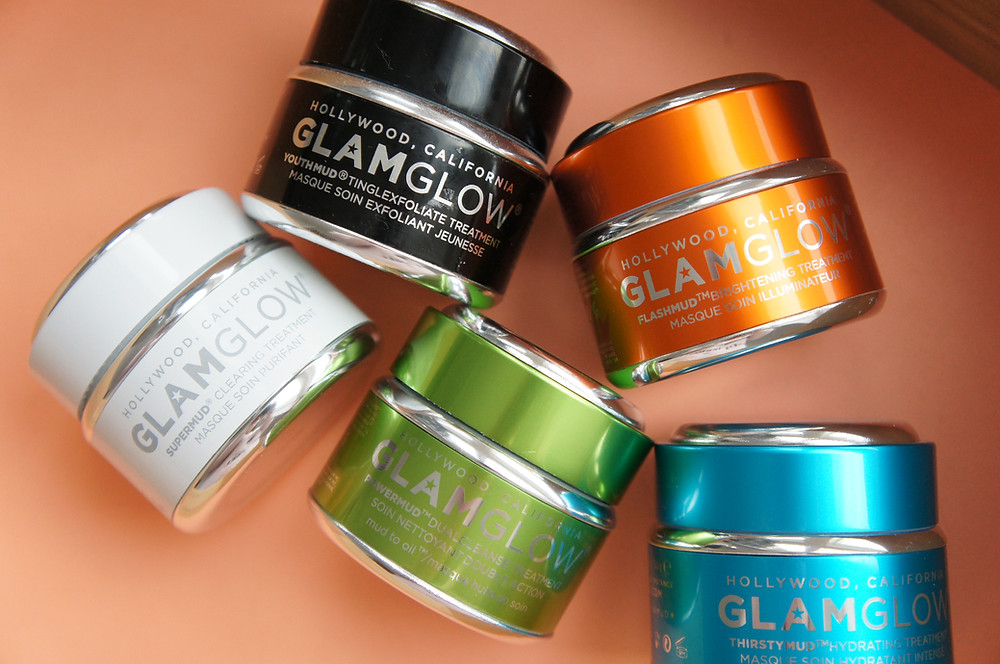 Glam Glow face mask review for brides