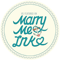 marry me ink logo