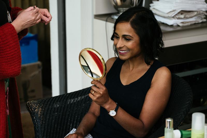 Wimbledon Wedding Makeup