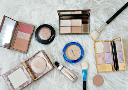 My favourite highlighting products for Brides