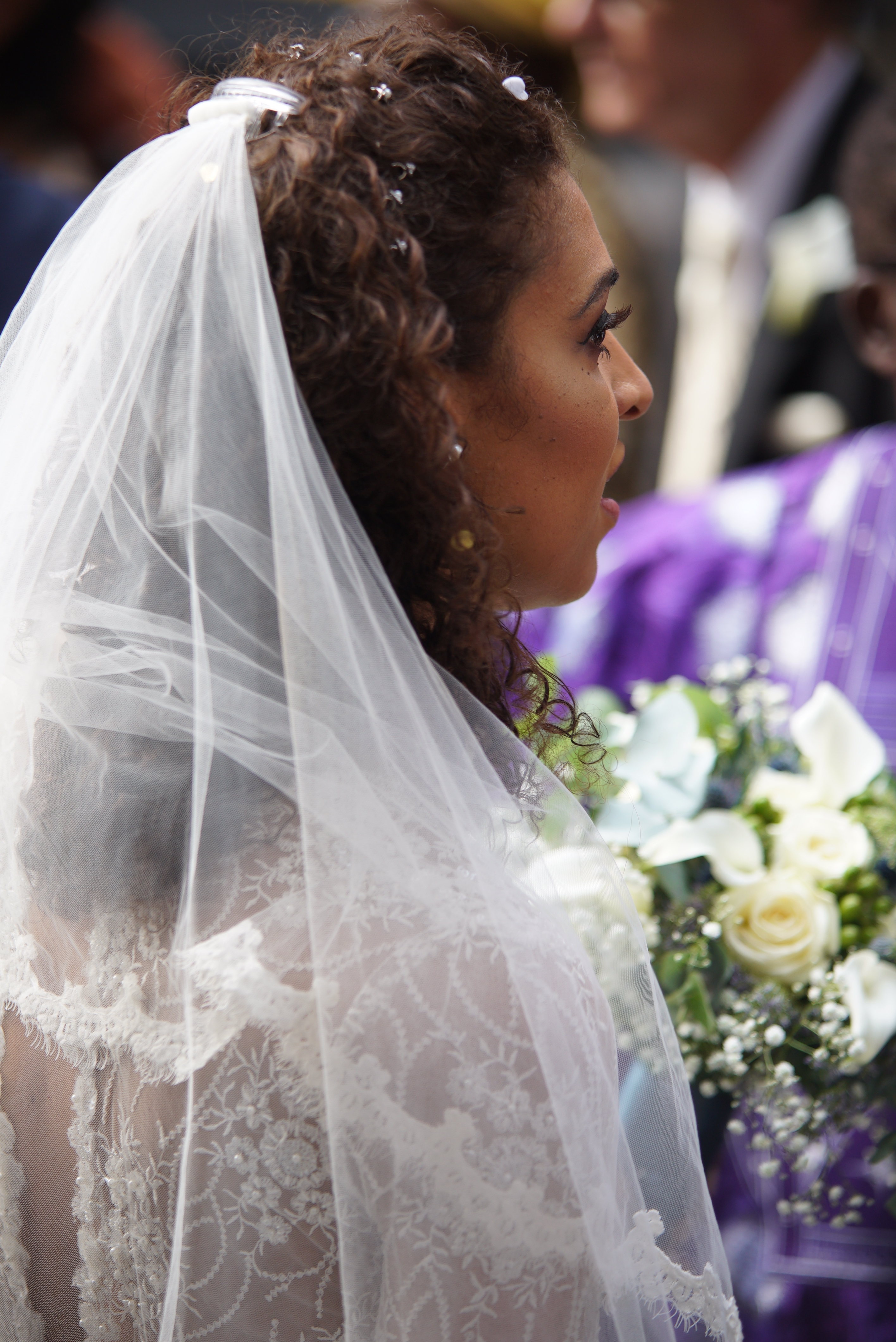 Savahna Wedding London Makeup