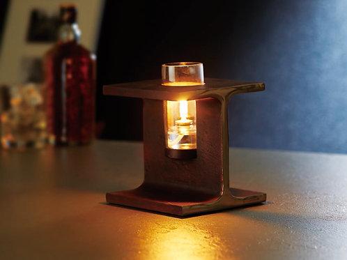 H鋼ランプ