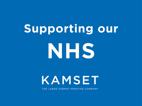 Supporting our NHS in any way possible