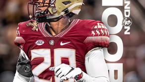 FSU Adds Another Weapon From the 2017 National Champs