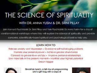 Transformation & Manifestation Workshop with Yale Psychiatrist Dr. Anna Yusim & Harvard Psyc