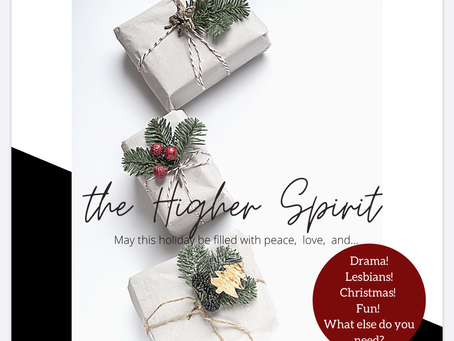 Introducing A New Holiday Classic: The Higher Spirit