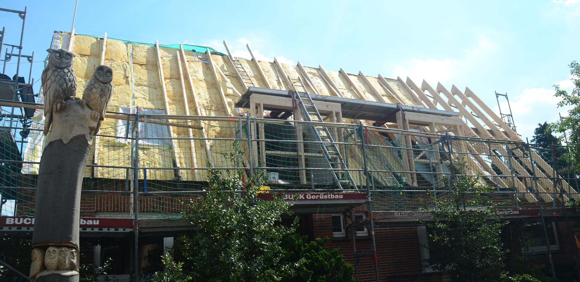 WENCK Holzbau-Konzepte - Bauen im Bestand