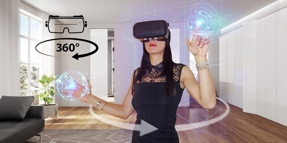 REALTA' VIRTUALE VR360