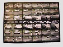 Porsche 911 Carrera RS MY73 brochure