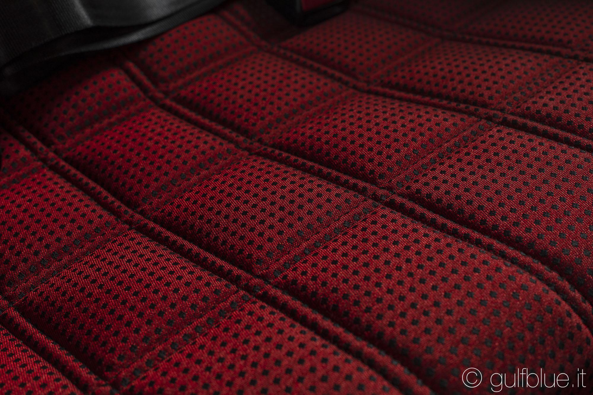 Tessuto per Fiat Panda 4x4 Edizione Limitata