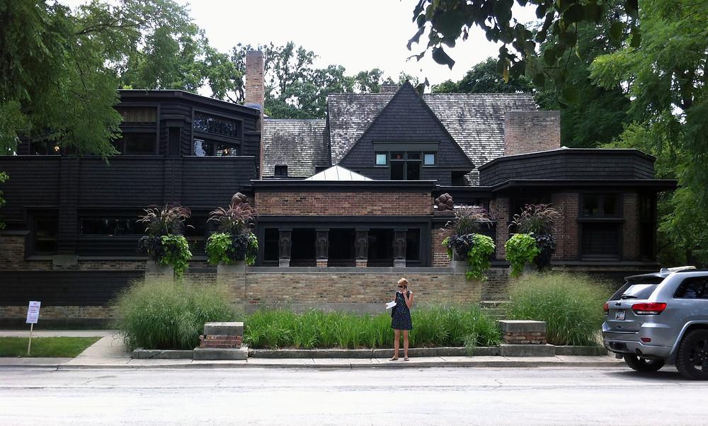 maison de frank lloyd wright