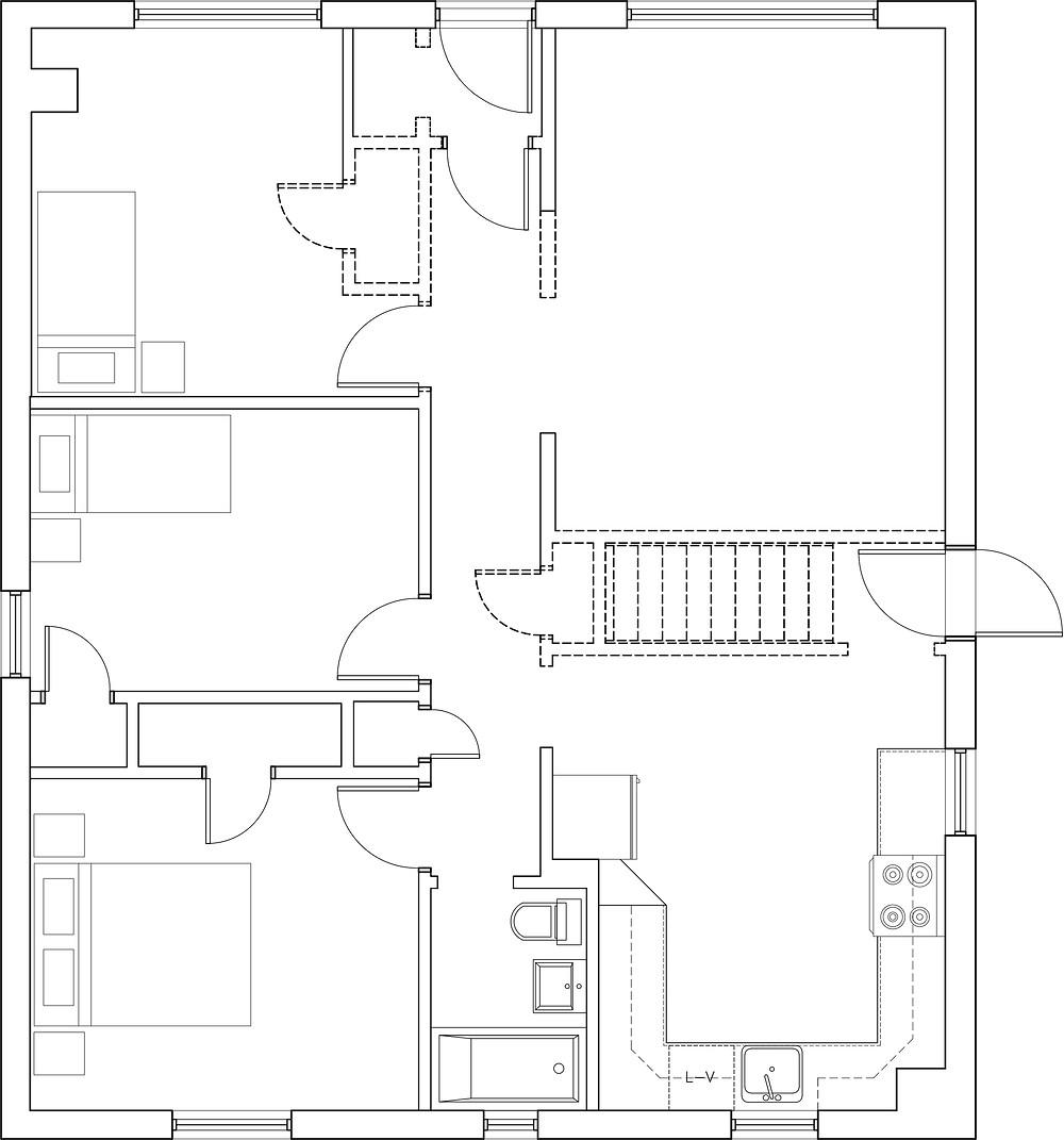 plan Bienville démolition