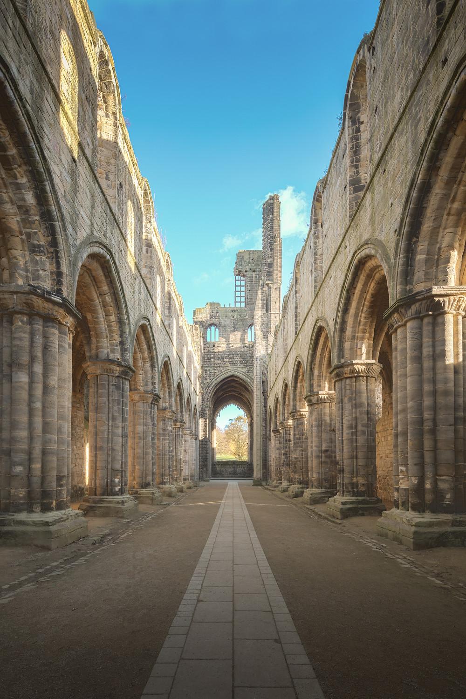 colonnes symétriques