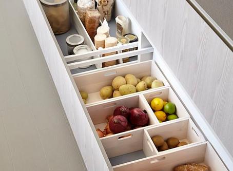 5 astuces pour concevoir un design de cuisine compact.