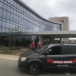 Hospital Van