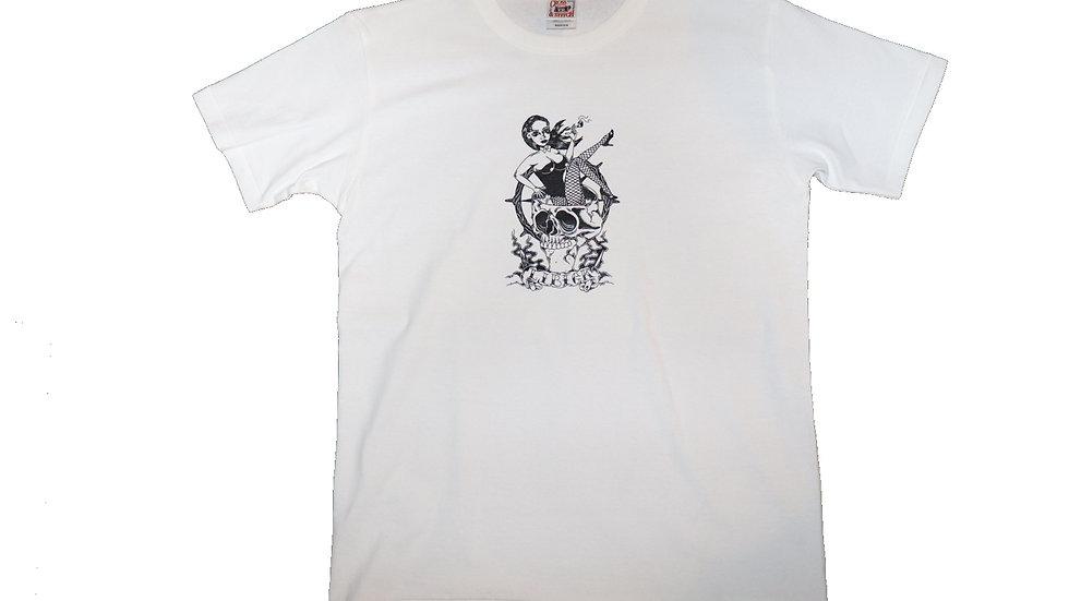 "LIBICKオリジナルTシャツ""Man's ruin"""