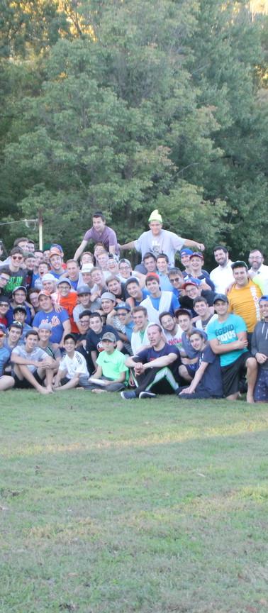 Castlewood Fall Unity Trip
