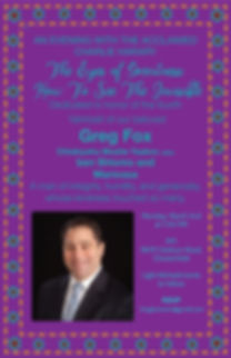 Greg Fox 4th Yahrtzeit Event full page.j