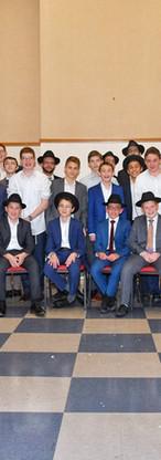 8th Grade Shabbaton 2020