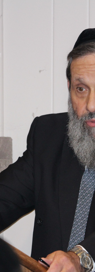 Rabbi Shaya Cohen Visit