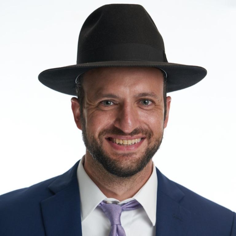 Rabbi Gershon Rockove
