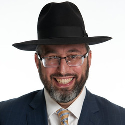 Rabbi Dovid Fromowitz