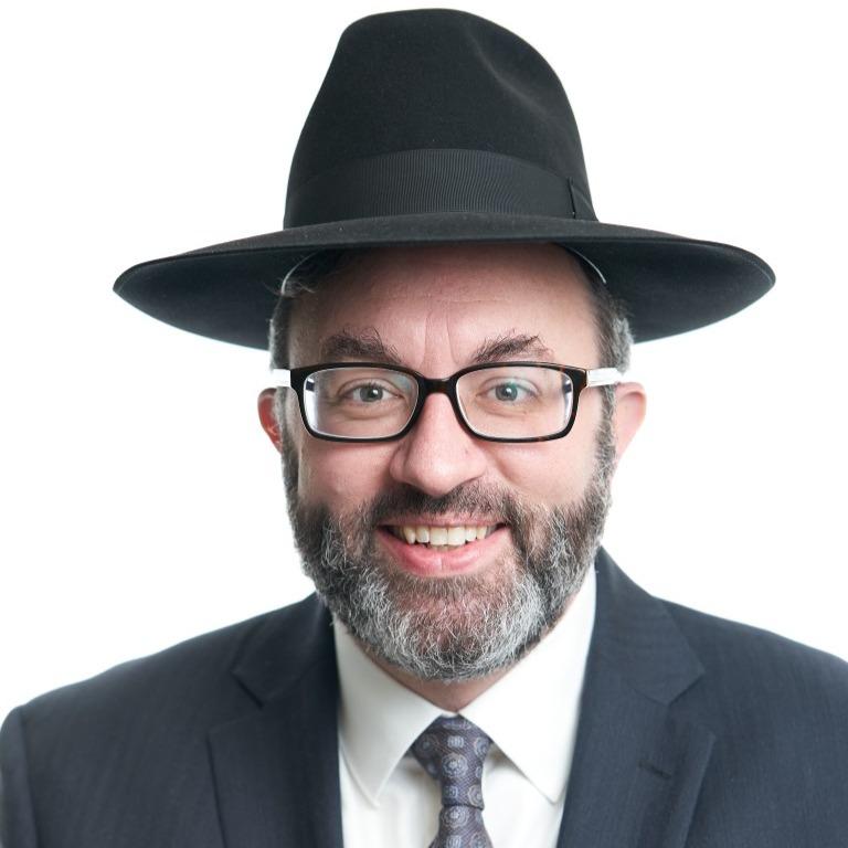 Rabbi Avrohom Goldman