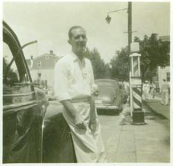 Dad in 1945