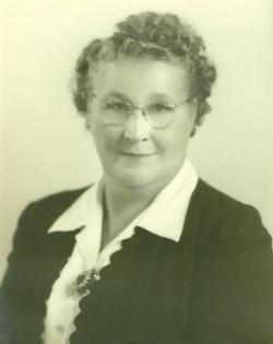 Grandmother Bessie Ashe Gibson