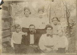 Hampton Price Ashe Family