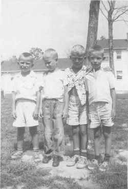 The four Mesquiteers