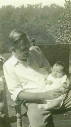 Dad in 1946