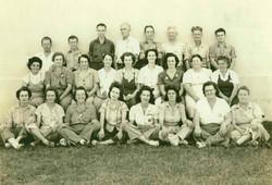 Bessie at Waynesville Cannery