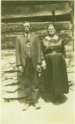 Great Grandparents Ashe