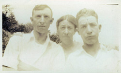 Fred, Ernest and Mom