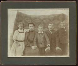 Great Grandparents Gibson & Family
