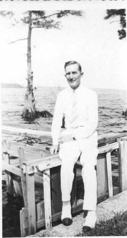 Dad in 1944