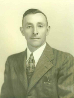 Grandfather Theodore Fred Gibson