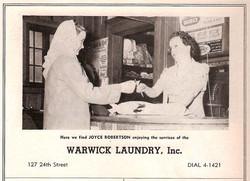 Warwick Laundry-1947