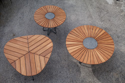 CIRCLE Tables - Houe