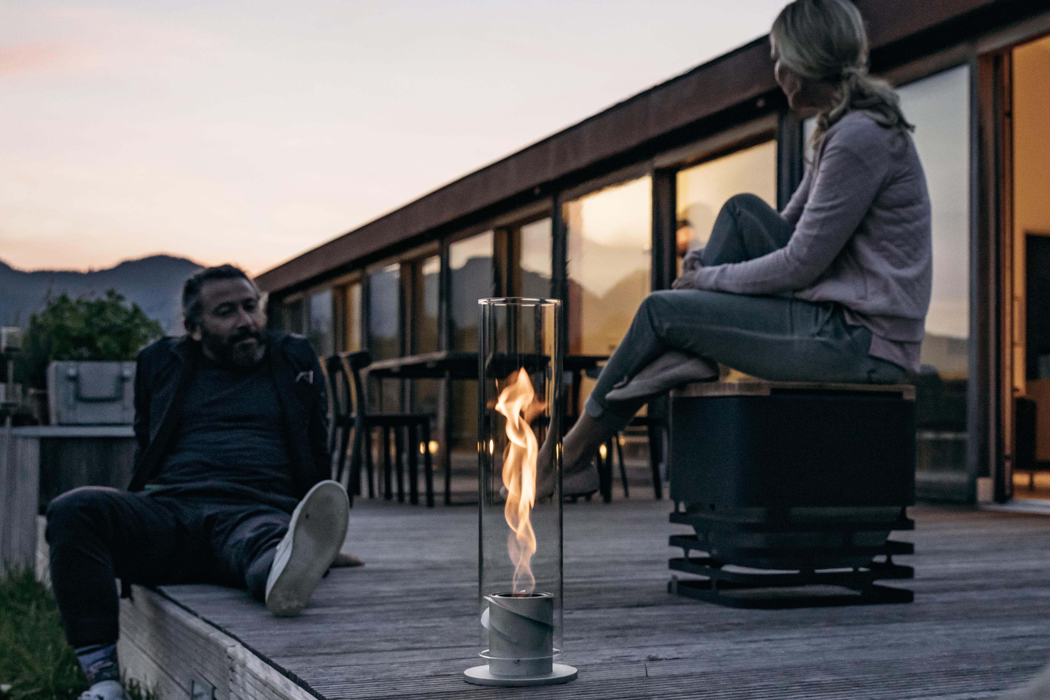 SPIN Tischfeuer - Höfats