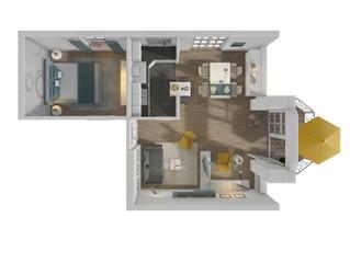 Technische Zeichnung mit CAD - Wie wir Sie mit virtueller Realität auf dem Weg vom Wohntraum zur Tra
