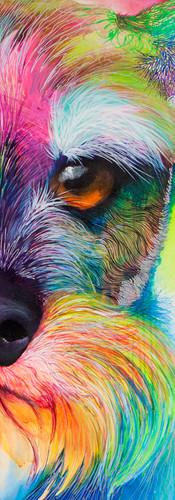 Lord Mateo 120 x 240 cm Mixed Media on Canvas Quito / Ecuador 2016