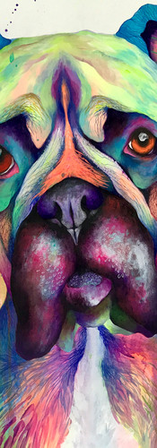 Beto Mixed Media on Canvas 120 x 180 cm Guayaquil. Ecuador 2017