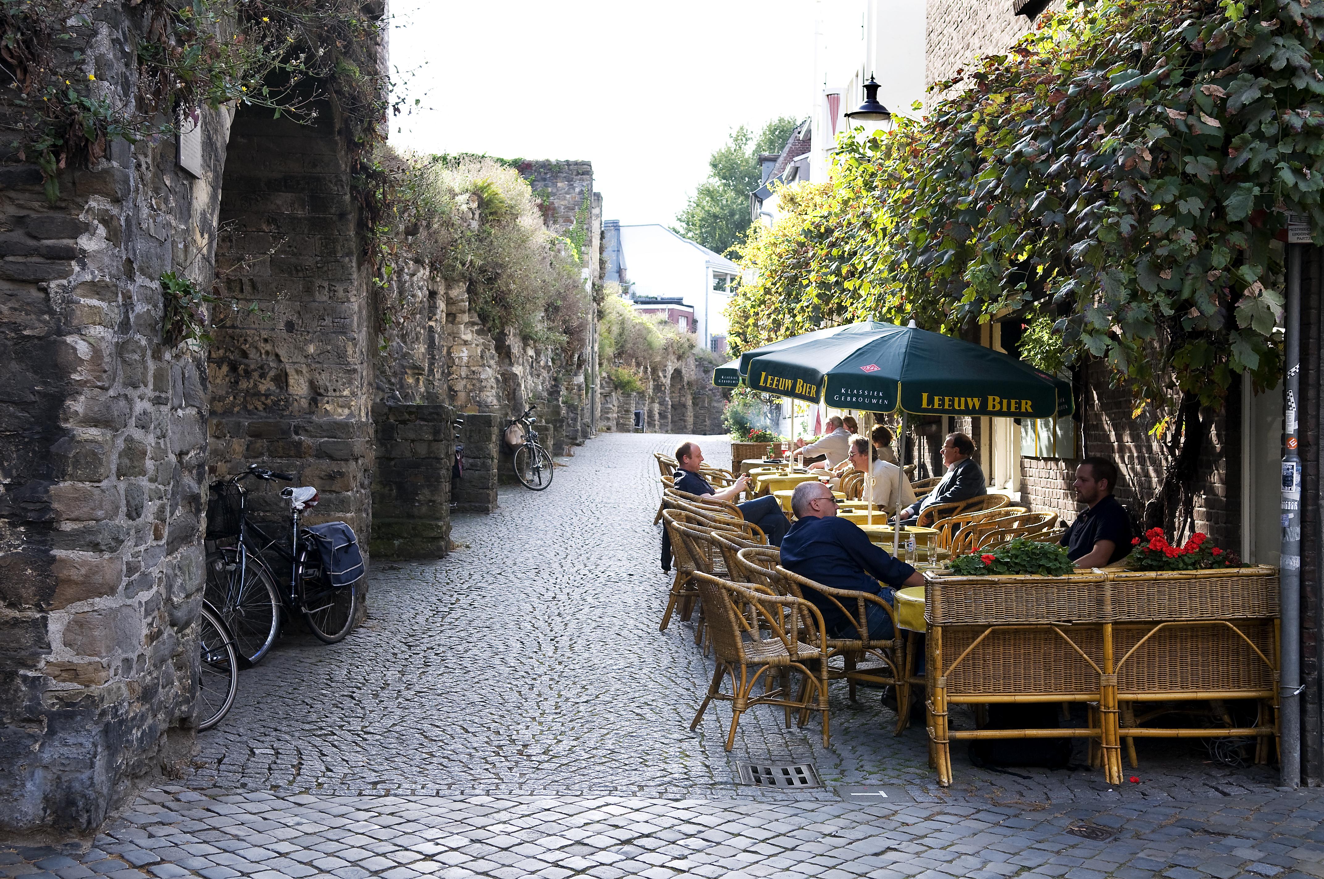 Citywall Maastricht