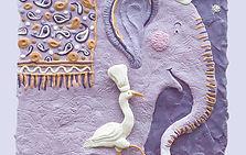 plasticine illustration Svetlana Korotkova