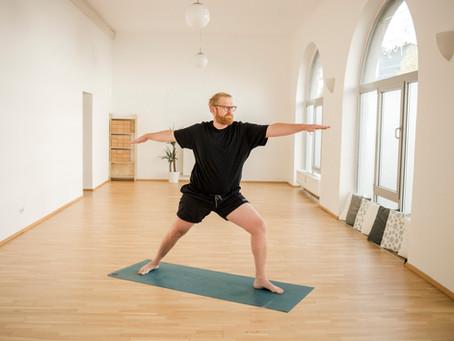 Wikinger Yoga - Anfängerkurs für Männer mit Verena